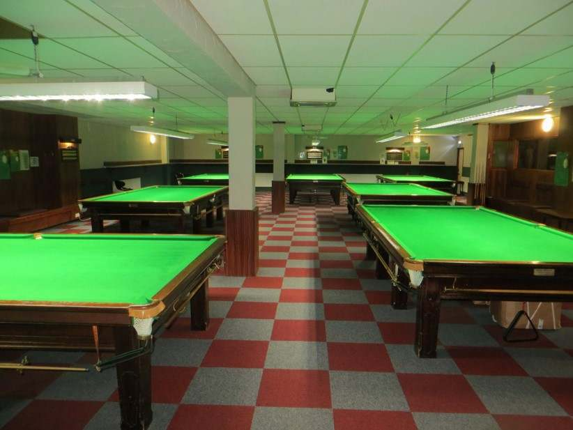 Success for Chandlers Ford Snooker Club