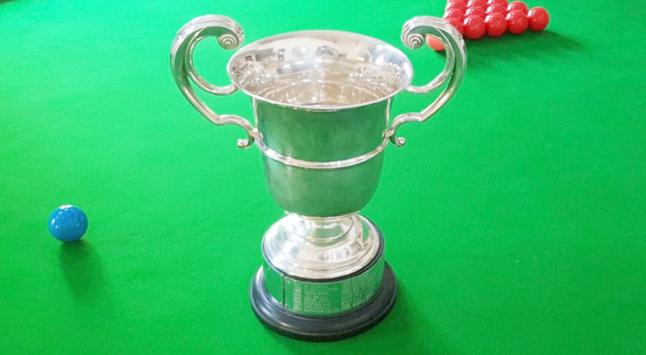 The 100th English Amateur Snooker Championship Breaks Off