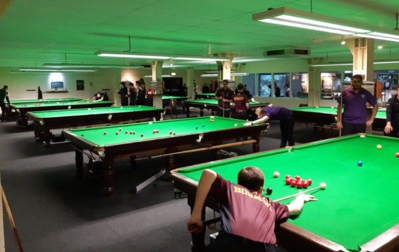 Titles Won at UK Universities Snooker Championships